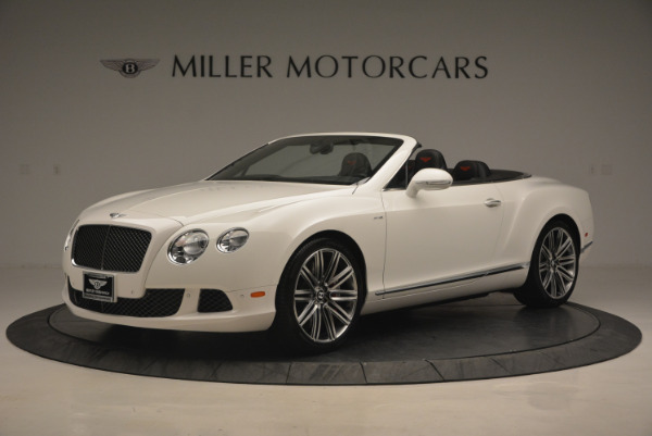 Used 2014 Bentley Continental GT Speed for sale Sold at Rolls-Royce Motor Cars Greenwich in Greenwich CT 06830 2