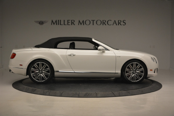 Used 2014 Bentley Continental GT Speed for sale Sold at Rolls-Royce Motor Cars Greenwich in Greenwich CT 06830 21