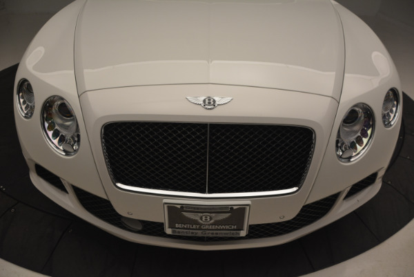 Used 2014 Bentley Continental GT Speed for sale Sold at Rolls-Royce Motor Cars Greenwich in Greenwich CT 06830 25