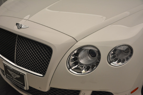 Used 2014 Bentley Continental GT Speed for sale Sold at Rolls-Royce Motor Cars Greenwich in Greenwich CT 06830 26