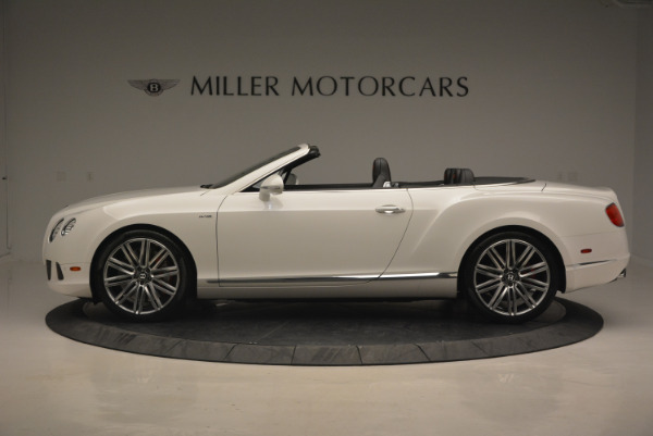 Used 2014 Bentley Continental GT Speed for sale Sold at Rolls-Royce Motor Cars Greenwich in Greenwich CT 06830 3