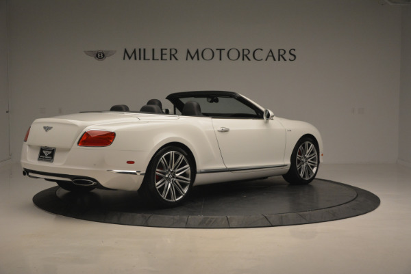 Used 2014 Bentley Continental GT Speed for sale Sold at Rolls-Royce Motor Cars Greenwich in Greenwich CT 06830 8