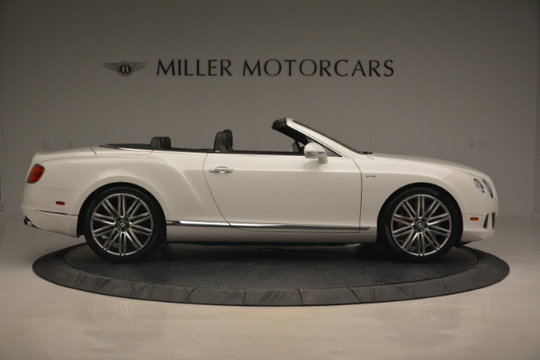 Used 2014 Bentley Continental GT Speed for sale Sold at Rolls-Royce Motor Cars Greenwich in Greenwich CT 06830 9