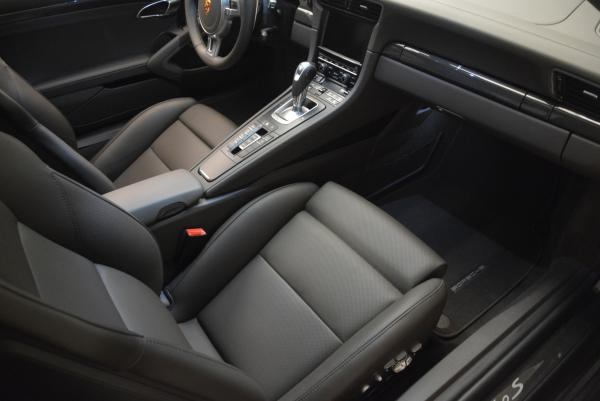 Used 2014 Porsche 911 Turbo S for sale Sold at Rolls-Royce Motor Cars Greenwich in Greenwich CT 06830 19
