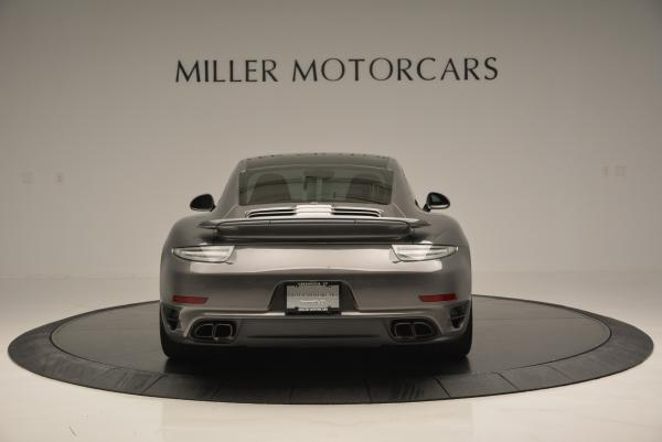 Used 2014 Porsche 911 Turbo S for sale Sold at Rolls-Royce Motor Cars Greenwich in Greenwich CT 06830 5