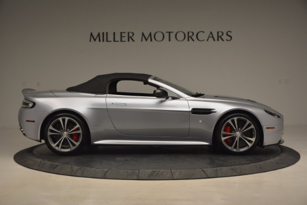 Used 2015 Aston Martin V12 Vantage S Roadster for sale Sold at Rolls-Royce Motor Cars Greenwich in Greenwich CT 06830 21