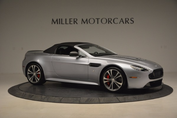 Used 2015 Aston Martin V12 Vantage S Roadster for sale Sold at Rolls-Royce Motor Cars Greenwich in Greenwich CT 06830 22