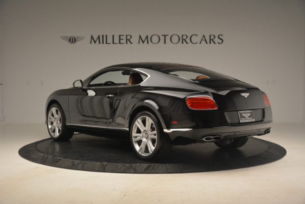 Used 2013 Bentley Continental GT V8 for sale Sold at Rolls-Royce Motor Cars Greenwich in Greenwich CT 06830 5