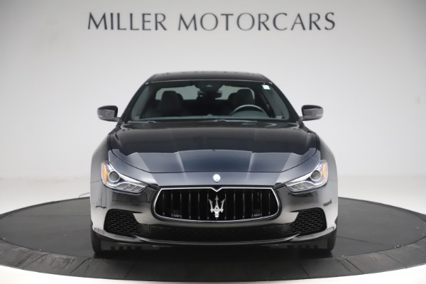 Used 2017 Maserati Ghibli S Q4 for sale Sold at Rolls-Royce Motor Cars Greenwich in Greenwich CT 06830 12