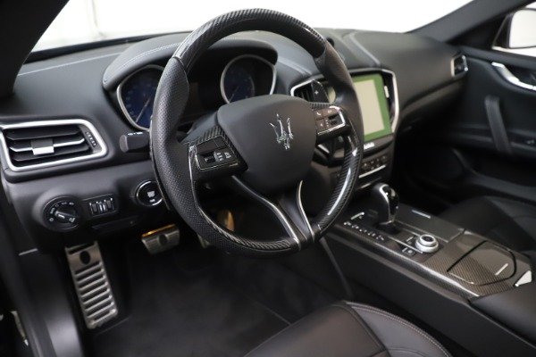Used 2017 Maserati Ghibli S Q4 for sale Sold at Rolls-Royce Motor Cars Greenwich in Greenwich CT 06830 13