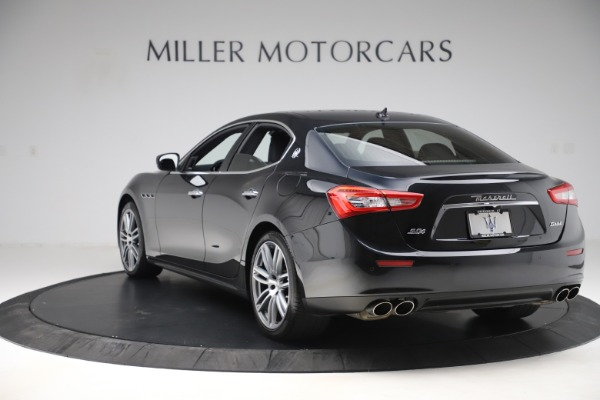 Used 2017 Maserati Ghibli S Q4 for sale Sold at Rolls-Royce Motor Cars Greenwich in Greenwich CT 06830 5