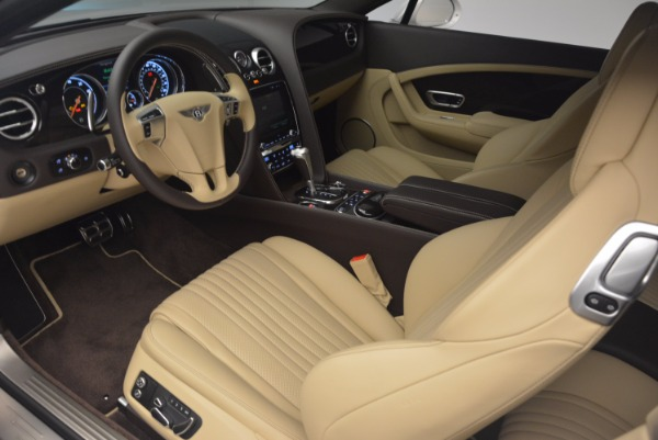 Used 2017 Bentley Continental GT V8 for sale Sold at Rolls-Royce Motor Cars Greenwich in Greenwich CT 06830 19