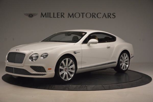 Used 2017 Bentley Continental GT V8 for sale Sold at Rolls-Royce Motor Cars Greenwich in Greenwich CT 06830 2