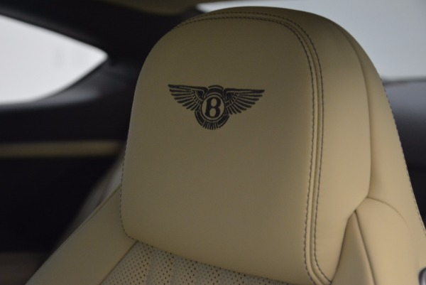 Used 2017 Bentley Continental GT V8 for sale Sold at Rolls-Royce Motor Cars Greenwich in Greenwich CT 06830 21