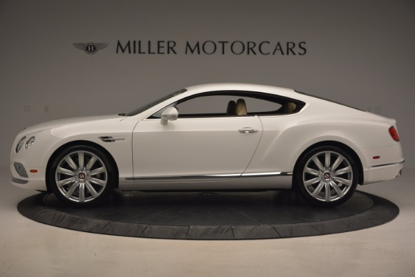 Used 2017 Bentley Continental GT V8 for sale Sold at Rolls-Royce Motor Cars Greenwich in Greenwich CT 06830 3