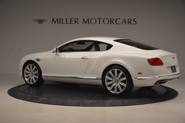 Used 2017 Bentley Continental GT V8 for sale Sold at Rolls-Royce Motor Cars Greenwich in Greenwich CT 06830 4