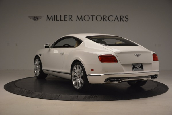 Used 2017 Bentley Continental GT V8 for sale Sold at Rolls-Royce Motor Cars Greenwich in Greenwich CT 06830 5