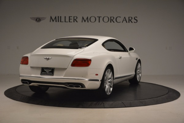 Used 2017 Bentley Continental GT V8 for sale Sold at Rolls-Royce Motor Cars Greenwich in Greenwich CT 06830 7