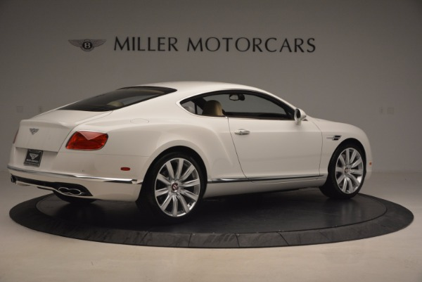 Used 2017 Bentley Continental GT V8 for sale Sold at Rolls-Royce Motor Cars Greenwich in Greenwich CT 06830 8