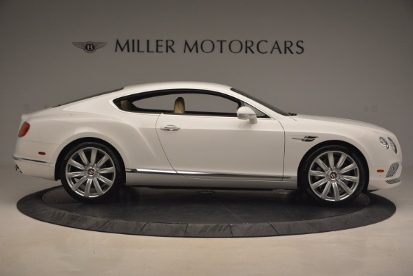 Used 2017 Bentley Continental GT V8 for sale Sold at Rolls-Royce Motor Cars Greenwich in Greenwich CT 06830 9