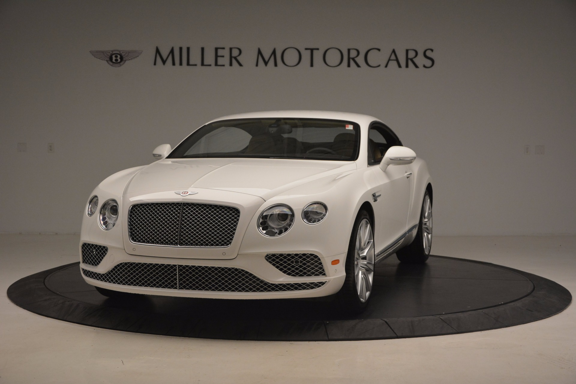 Used 2017 Bentley Continental GT V8 for sale Sold at Rolls-Royce Motor Cars Greenwich in Greenwich CT 06830 1