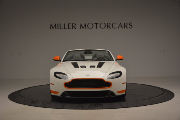 Used 2017 Aston Martin V12 Vantage S Convertible for sale Sold at Rolls-Royce Motor Cars Greenwich in Greenwich CT 06830 12
