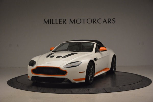 Used 2017 Aston Martin V12 Vantage S Convertible for sale Sold at Rolls-Royce Motor Cars Greenwich in Greenwich CT 06830 13