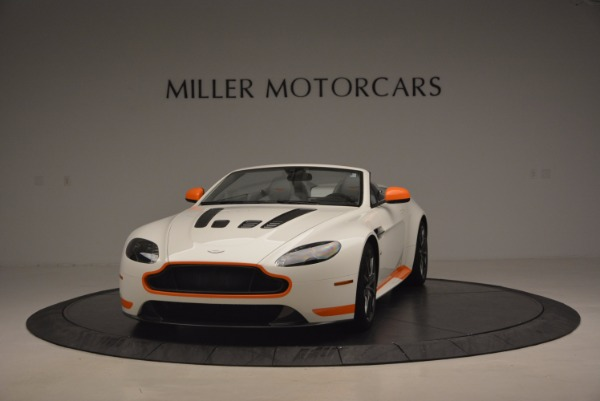 Used 2017 Aston Martin V12 Vantage S Convertible for sale Sold at Rolls-Royce Motor Cars Greenwich in Greenwich CT 06830 2