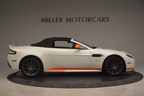 Used 2017 Aston Martin V12 Vantage S Convertible for sale Sold at Rolls-Royce Motor Cars Greenwich in Greenwich CT 06830 21