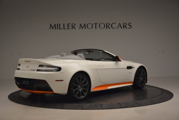 Used 2017 Aston Martin V12 Vantage S Convertible for sale Sold at Rolls-Royce Motor Cars Greenwich in Greenwich CT 06830 8