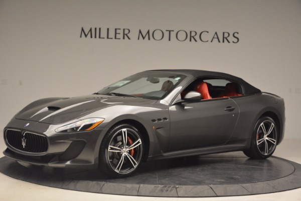 Used 2015 Maserati GranTurismo MC for sale Sold at Rolls-Royce Motor Cars Greenwich in Greenwich CT 06830 14