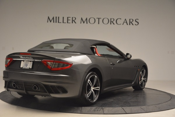 Used 2015 Maserati GranTurismo MC for sale Sold at Rolls-Royce Motor Cars Greenwich in Greenwich CT 06830 19