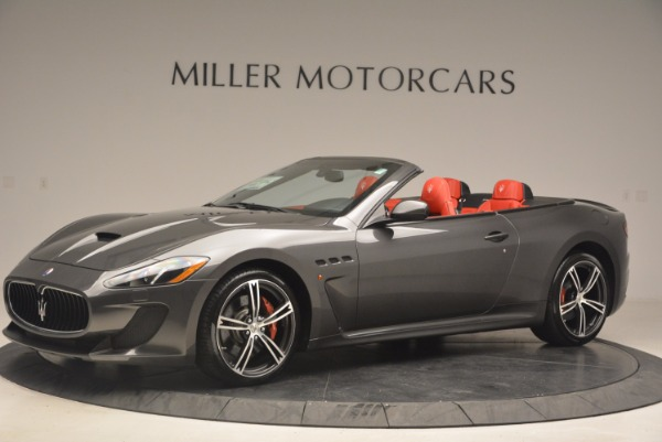 Used 2015 Maserati GranTurismo MC for sale Sold at Rolls-Royce Motor Cars Greenwich in Greenwich CT 06830 2