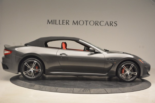 Used 2015 Maserati GranTurismo MC for sale Sold at Rolls-Royce Motor Cars Greenwich in Greenwich CT 06830 21