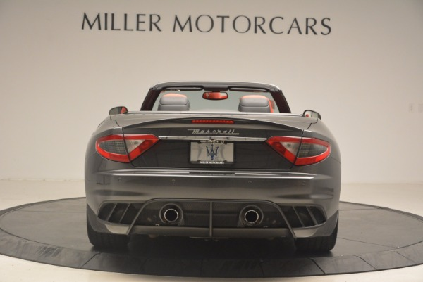 Used 2015 Maserati GranTurismo MC for sale Sold at Rolls-Royce Motor Cars Greenwich in Greenwich CT 06830 6