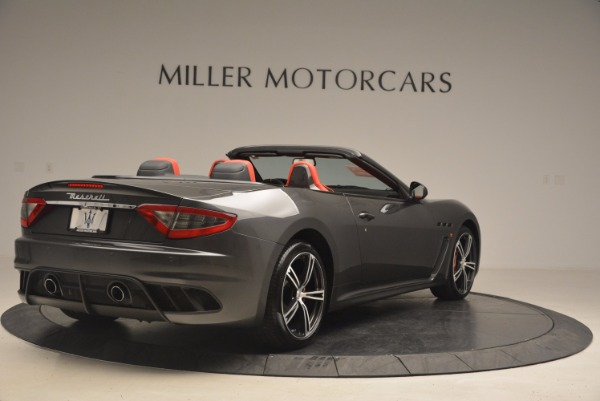 Used 2015 Maserati GranTurismo MC for sale Sold at Rolls-Royce Motor Cars Greenwich in Greenwich CT 06830 7