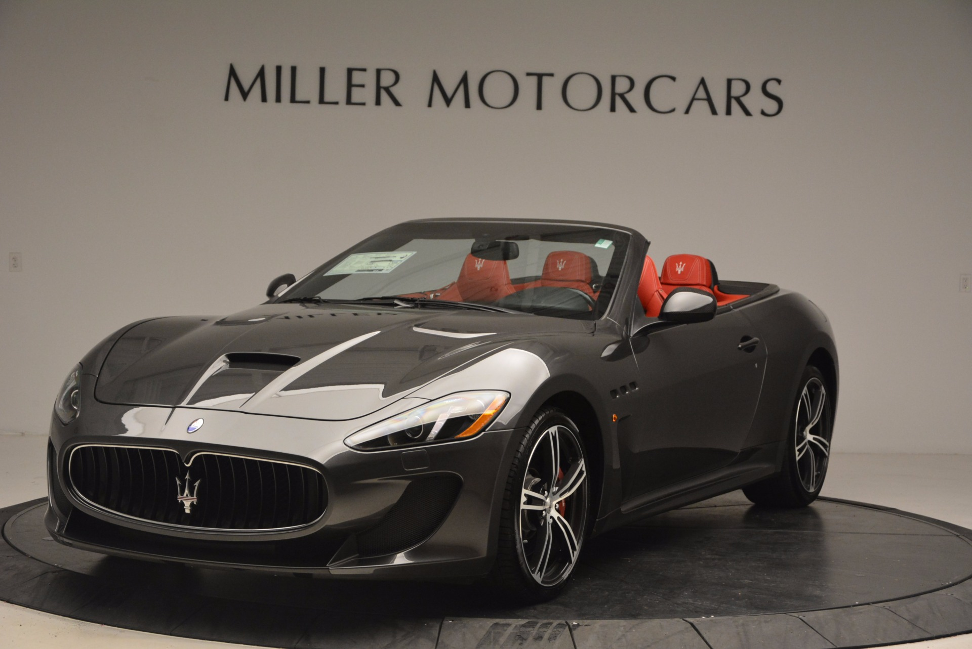 Used 2015 Maserati GranTurismo MC for sale Sold at Rolls-Royce Motor Cars Greenwich in Greenwich CT 06830 1