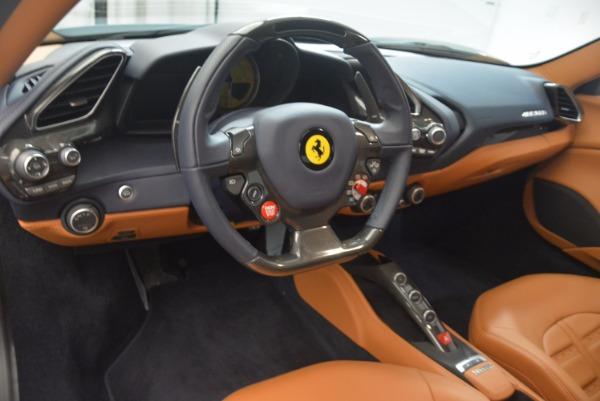 Used 2016 Ferrari 488 GTB for sale Sold at Rolls-Royce Motor Cars Greenwich in Greenwich CT 06830 16