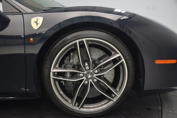 Used 2016 Ferrari 488 GTB for sale Sold at Rolls-Royce Motor Cars Greenwich in Greenwich CT 06830 22