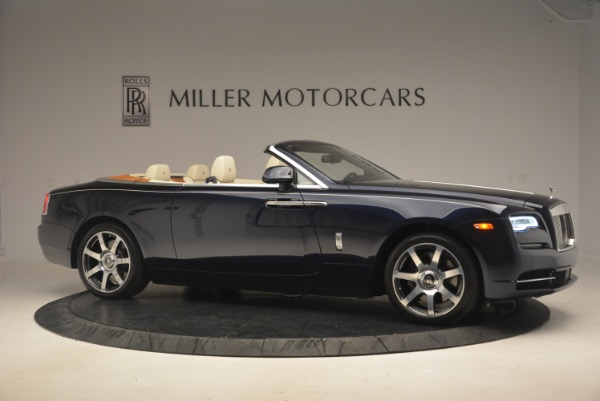 Used 2017 Rolls-Royce Dawn for sale $239,900 at Rolls-Royce Motor Cars Greenwich in Greenwich CT 06830 11