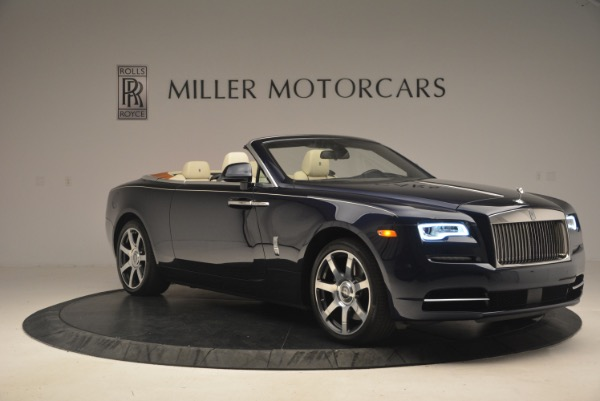 Used 2017 Rolls-Royce Dawn for sale $239,900 at Rolls-Royce Motor Cars Greenwich in Greenwich CT 06830 12