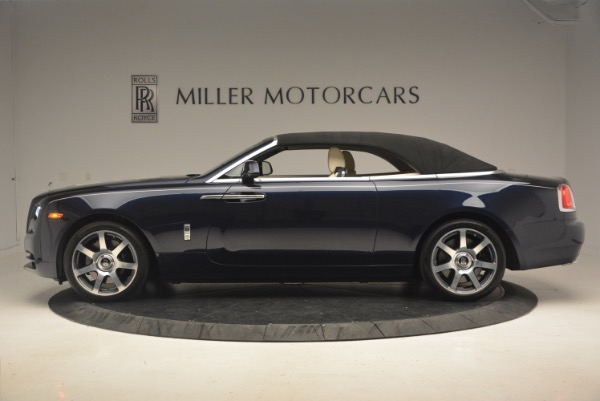 Used 2017 Rolls-Royce Dawn for sale $239,900 at Rolls-Royce Motor Cars Greenwich in Greenwich CT 06830 16