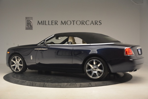 Used 2017 Rolls-Royce Dawn for sale $239,900 at Rolls-Royce Motor Cars Greenwich in Greenwich CT 06830 17
