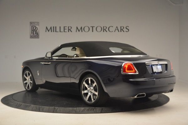 Used 2017 Rolls-Royce Dawn for sale $239,900 at Rolls-Royce Motor Cars Greenwich in Greenwich CT 06830 18
