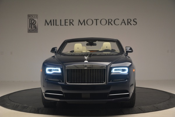 Used 2017 Rolls-Royce Dawn for sale $239,900 at Rolls-Royce Motor Cars Greenwich in Greenwich CT 06830 2