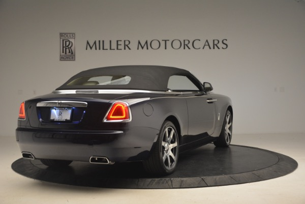 Used 2017 Rolls-Royce Dawn for sale $239,900 at Rolls-Royce Motor Cars Greenwich in Greenwich CT 06830 20