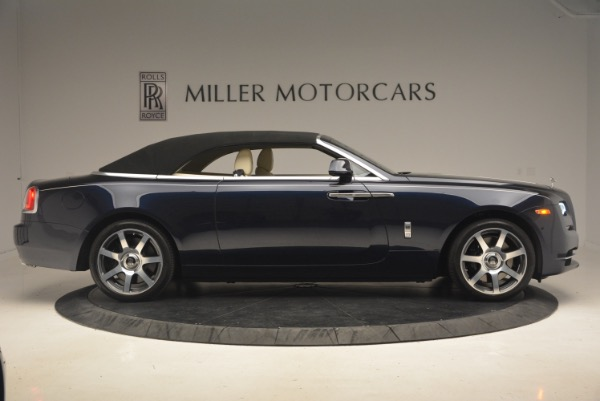 Used 2017 Rolls-Royce Dawn for sale $239,900 at Rolls-Royce Motor Cars Greenwich in Greenwich CT 06830 22