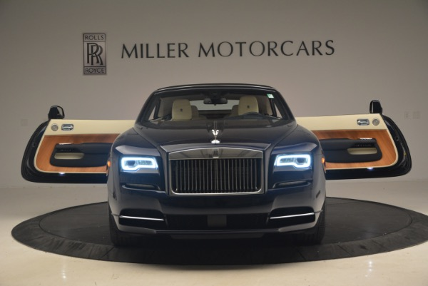 Used 2017 Rolls-Royce Dawn for sale $239,900 at Rolls-Royce Motor Cars Greenwich in Greenwich CT 06830 25