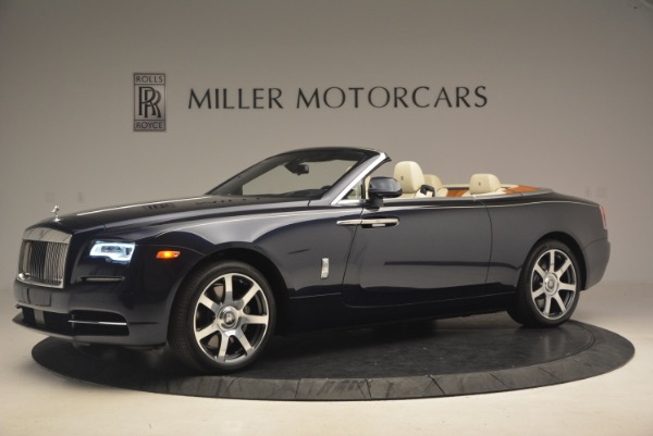 Used 2017 Rolls-Royce Dawn for sale $239,900 at Rolls-Royce Motor Cars Greenwich in Greenwich CT 06830 3