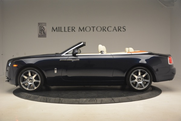 Used 2017 Rolls-Royce Dawn for sale $239,900 at Rolls-Royce Motor Cars Greenwich in Greenwich CT 06830 4